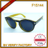 F15144 Wholesale Italy Design Fashion Circle Frame Sun Glasses