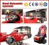 Carro de competência quente Simulatorcar da venda 2015 que conduz o Manufactory do simulador