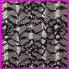 Venta caliente algodón Jacqard tela de encaje (6231)