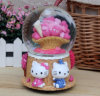 Decoration를 위한 Polyresin Cute Water Globe Snowglobe
