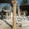 사암 대리석 기둥 돌 조각품 (SY-C021)