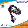 Asamblea de cable de encargo de alambre de los coches LED de los niños