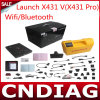 2014 de Originele Tablet van de Diagnose WiFi/Bluetooth van de Lancering X431 V PRO