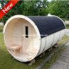 Salle de sauna de conception européenne Barrel (SR158)