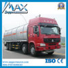 Sinotruck HOWO 6X4 Fuel Tank Truck Hydraulic Oil Tanker /Mobile Gas Station CNG Tank Truck