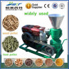 소형 유형 동물 먹이 연료 면 줄기 펠릿 연탄 선반의 농장 사용