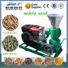 Mini tipo uso de la granja del molino de la briqueta de la pelotilla del tallo del algodón del combustible del pienso