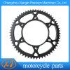 Riparare la ruota dentata colorata della rotella Chain di CNC 428 della bici del pozzo della lega di alluminio