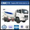Carro resistente del mezclador concreto de Dongfeng de 10 ruedas