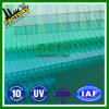 GreenhouseのパソコンHollow Sheetのための紫外線Coating Triple Wall Polycarbonate Sheet