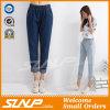 Jeans del denim di stile dell'Europa nove pantaloni per le ragazze della donna