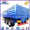 Rimorchio della parete laterale dei 3 assi/camion rete fissa/del muro laterale per trasporto di carico all'ingrosso