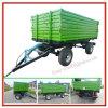 8 voert de ton van het Landbouwbedrijf Dumpende Aanhangwagen voor Tractor Yto uit