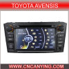 Speciale Car DVD Player voor Toyota Avensis met GPS, Bluetooth. (CY-1030)