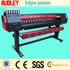 Alta Resolución Solvente de cama plana de inyección de tinta de impresora