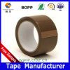 Cinta de acrílico de la piel de ante de Brown de lacre del cartón del fabricante BOPP de China