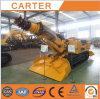 Excavatrice d'exploitation de chenille multifonctionnelle de Carter Ebz35 mini