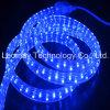 Luz de néon flexível da corda do diodo emissor de luz do F3 da luz da corda do cabo flexível do diodo emissor de luz