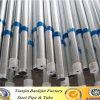 Tubulações pre galvanizadas das tubulações de aço Z275 Water&Gas de carbono de ASTM A53
