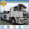 Shacman 4 * 2 Remorquage 300HP Road Wrecker Truck