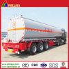 3 van de Diesel van de Benzine van assen Aanhangwagen van de Tank van de Brandstof Vrachtwagen van de Tanker de Semi