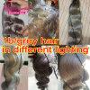 Cheveu brésilien Extension1b/Grey d'onde de corps de cheveu d'Ombre