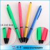 Crayon lecteur de boule bon marché en plastique escamotable