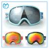 L'obiettivo rispecchiato scuro OTG del PC mette in mostra gli occhiali di protezione di snowboard di Eyewear