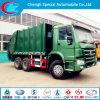 Camion appiattito del costipatore dell'immondizia di prezzi del camion di immondizia di Sinotruk del camion di immondizia di vendita diretta della fabbrica buon