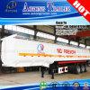 3 Eixos 50000L Semi-reboque de tanque de óleo combustível com válvula