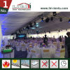Semipermanentes Clear Aluminum Span Tent Outdoor Party Tent für People 2000 mit Dance Floor