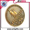 レトロデザインの昇進の顧客の金属の金貨
