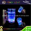 Verre d'éclairage LED de pièce de salon de changement de couleur de RVB