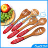 Oceanstar Bamboo Cooking Utensil Set, 5-Piece