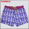 Shorts da praia de crianças de flor para o desgaste do verão