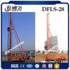 유압 드릴링 회전하는 의장 토양 송곳 기계, Dfls-28 최대 교련 깊이 28m 의 토양 송곳 기계