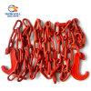 Caricamento dell'acciaio legato G80 che frusta contenitore Chain che frusta catena