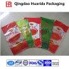 Подгонянный мешок сплетенный PP для еды любимчика/удобрения с цветастым печатание