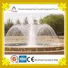 Fontaine ronde extérieure d'eau de pulvérisation d'oscillation d'étang