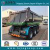 販売のための半3つの車軸貨物輸送のトレーラー