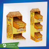 De hete Vertoning van het Karton van de Bevordering van de Supermarkt van de Verkoop voor Koekjes