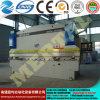 Electro гидровлическая гибочная машина CNC We67k-100/4000, тормоз давления