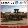 Carregador pequeno do registro de 4 toneladas de Ltma com reboque