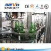 Máquina de enchimento pequena automática da cerveja do frasco de vidro para exportar África