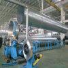 Câmara de ar espiral anterior para a tubulação do duto de ventilação que faz a manufatura