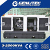 Первоначально звукоизоляционный тип генератор дизеля Perkins 280kw 350kVA