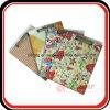 Kundenspezifisches Datei-Faltblatt des Klipp-A4 mit Notizblock