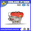 4-Stroke motor diesel refrescado aire horizontal R170A-1 para la maquinaria