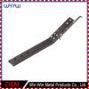 Acero recto L corchete menor/mayor del pequeño soporte decorativo del metal