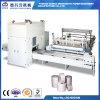 Ce, papel higiénico de alta velocidad de la certificación de la ISO que rebobina haciendo precio de la máquina